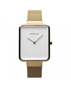 Biżuteryjny, zegarek damski BERING CLASSIC Collection 14528-334 (14528334