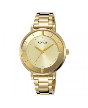 Klasyczny zegarek damski LORUS RG240QX-9 (RG240QX9)