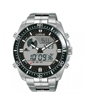Sportowy zegarek męski LORUS R2B03AX-9 (R2B03AX9)