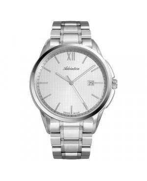 Szwajcarski, elegancki zegarek męski ADRIATICA A1290.5163Q (A12905163Q)