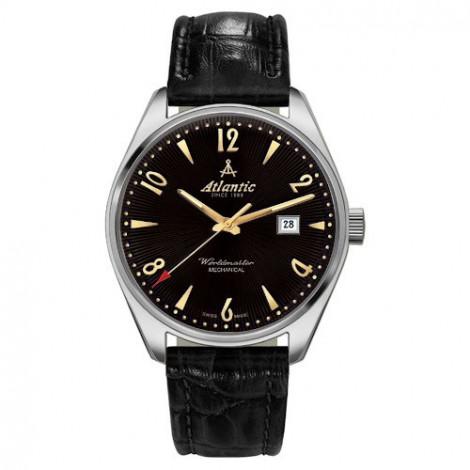 Klasyczny zegarek męski Atlantic Worldmaster 51651.41.65G (516514165G)