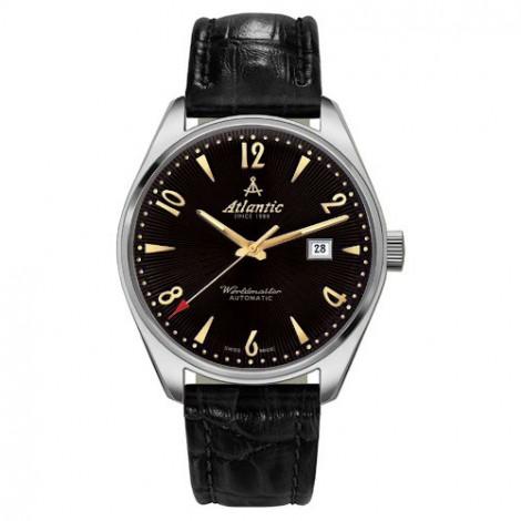 Klasyczny zegarek męski Atlantic Worldmaster 51752.41.65G (517524165G)