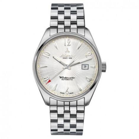Klasyczny zegarek męski Atlantic Worldmaster 51752.41.25SM (517524125SM)