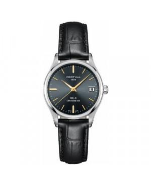 Szwajcarski, klasyczny zegarek damski Certina DS-8 Lady 30 mm C033.251.16.351.01 (C0332511635101)