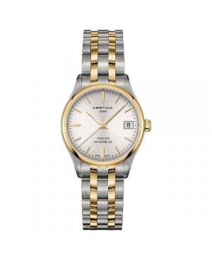 Szwajcarski, klasyczny zegarek damski Certina DS-8 Lady 30 mm C033.251.55.031.00 (C0332515503100)