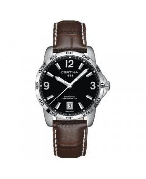 Szwajcarski, sportowy zegarek męski Certina DS Podium Gent C034.451.16.057.00 (C0344511605700)