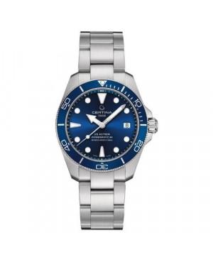 CERTINA C032.807.11.041.00 DS Action Diver 38mm (C0328071104100)