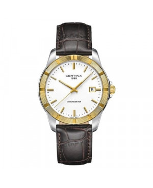 Szwajcarski, elegancki zegarek męski Certina DS Jubile Gent C902.451.46.011.00 (C9024514601100)