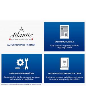 ZEGARIS.pl to autoryzowany partner marki Atlantic