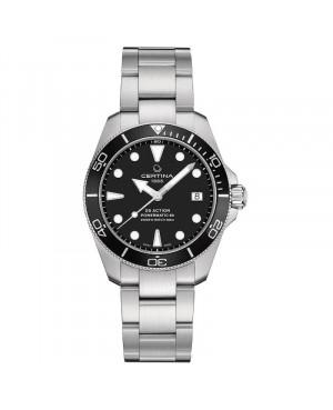 CERTINA C032.807.11.051.00 DS Action Diver 38mm (C0328071105100)