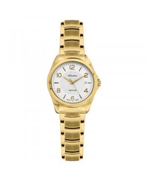 Szwajcarski, elegancki zegarek damski Adriatica A3165.1153Q (A31651153Q)