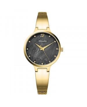 Szwajcarski, biżuteryjny zegarek damski Adriatica A3710.1174Q (A37101174Q)