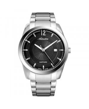 Szwajcarski, klasyczny zegarek męski Adriatica A8301.5154Q (A83015154Q).