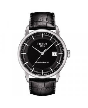 TISSOT T086.407.16.051.00 Luxury Powermatic 80 (T0864071605100)