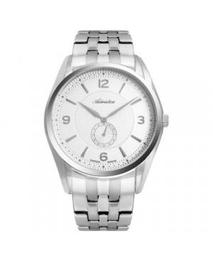 Szwajcarski, elegancki zegarek męski ADRIATICA A8279.5153Q (A82795153Q