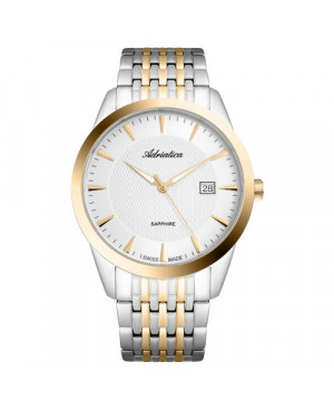 Elegancki zegarek męski Adriatica A1288.2113Q (A12882113Q)