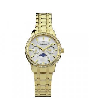 Szwajcarski, elegancki zegarek damski ADRIATICA A3601.1117QFZ (A36011117QFZ)