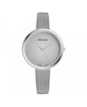 Szwajcarski, modowy zegarek damski ADRIATICA A3716.5147Q (A37165147Q)