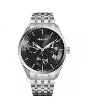 Elegancki zegarek męski ADRIATICA A8309.5116QF (A8309.5116QF)