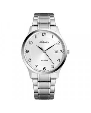 Szwajcarski, elegancki zegarek męski ADRIATICA A8305.5123Q (A83055123Q)