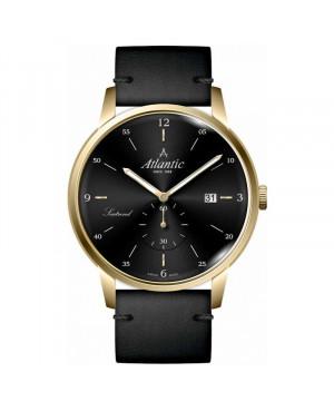 Klasyczny zegarek męski ATLANTIC Seatrend 65353.45.65 (653534565)