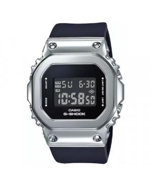 CASIO GM-S5600-1ER Sportowy zegarek damski CASIO G-Shock  (GMS56001ER)