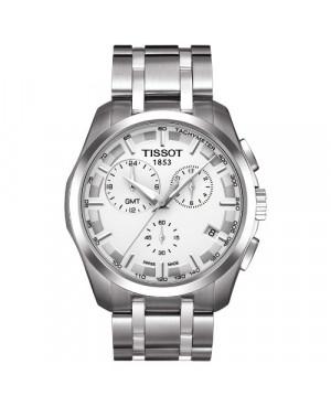 TISSOT T035.439.11.031.00 Couturier Chrono GMT (T0354391103100)