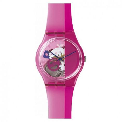 Modowy zegarek dziecięcy SWATCH Originals Gent GP145 PINKORAMA
