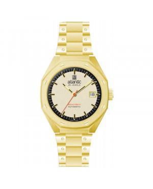 Klasyczny zegarek męski ATLANTIC Beachboy 58765.45.31 (587654531)