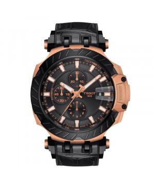 Sportowy zegarek męski TISSOT T-Race Automatic Chronograph T115.427.37.051.01 (T1154273705101)