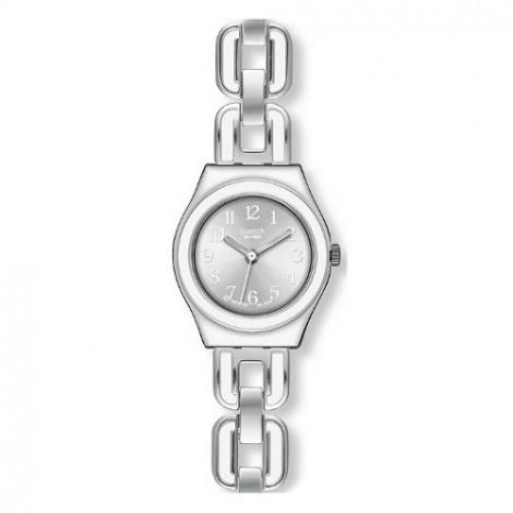 Szwajcarski zegarek damski SWATCH Irony Lady YSS254G WHITE CHAIN