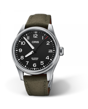 ORIS 01 751 7761 4164-07 3 20 03LC Big Crown ProPilot Big Date (01751776141640732003LC)