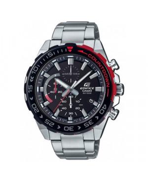 Sportowy zegarek męski CASIO Edifice EFR-566DB-1AVUEF (EFR566DB1AVUEF)