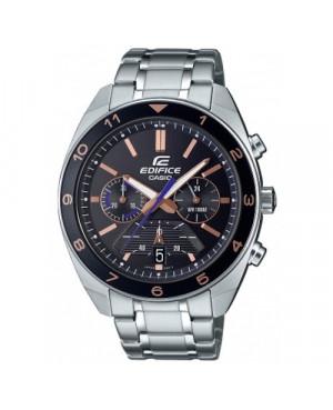 Sportowy zegarek męski CASIO Edifice EFV-590D-1AVUEF (EFV590D1AVUEF)