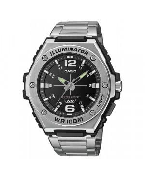 Sportowy zegarek męski CASIO Collection MWA-100HD-1AVEF (MWA100HD1AVEF)