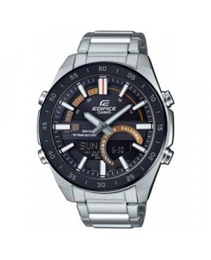 Sportowy zegarek męski CASIO Edifice ERA-120DB-1BVEF (ERA120DB1BVEF)