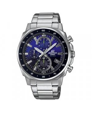 Sportowy zegarek męski CASIO Edifice EFV-600D-2AVUEF (EFV600D2AVUEF)