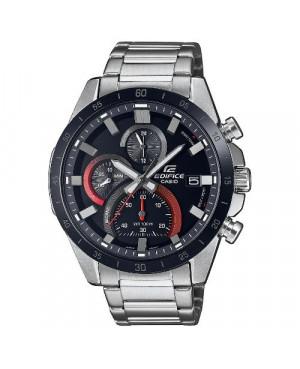 Sportowy zegarek męski CASIO Edifice EFR-571DB-1A1VUEF (EFR571DB1A1VUEF)