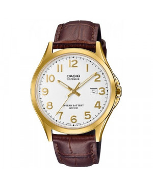 Klasyczny zegarek męski CASIO Collection MTS-100GL-7AVEF (MTS100GL7AVEF)