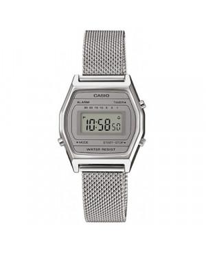 Sportowy zegarek damski CASIO Vintage LA690WEM-7EF (LA690WEM7EF)