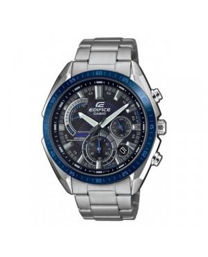 Sportowy zegarek męski CASIO Edifice EFR-570DB-1BVUEF (EFR570DB1BVUEF)