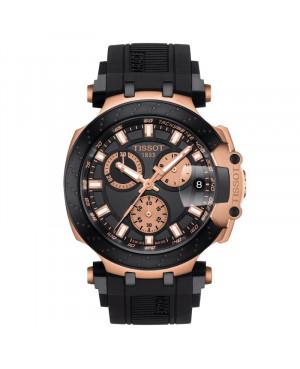 Sportowy zegarek męski TISSOT T-Race Chronograph T115.417.37.051.00 (T1154173705100)