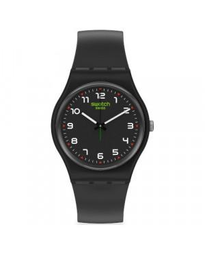Szwajcarski, modowy zegarek damski SWATCH Originals Gent SO28B100 MASA