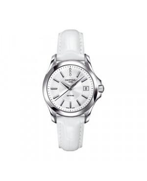 Szwajcarski, klasyczny zegarek damski Certina Prime Lady Round C004.210.16.036.00 (C0042101603600)