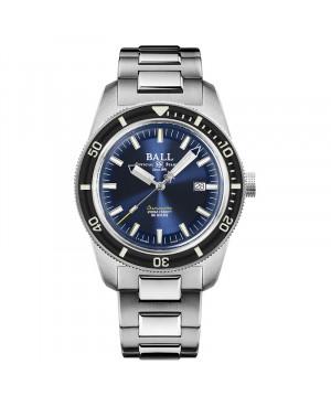 Szwajcarski zegarek męski do nurkowania BALL Engineer II M Skindiver Heritage DD3208B-S1C-BE (DD3208BS1CBE)