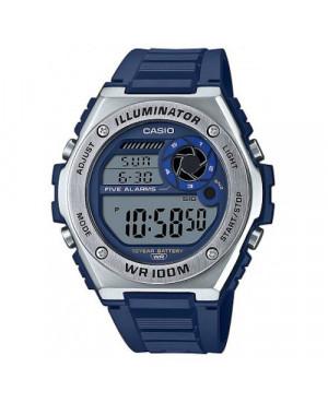 Sportowy zegarek męski CASIO Collection MWD-100H-2AVEF (MWD100H2AVEF)