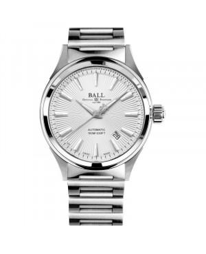 Szwajcarski, klasyczny zegarek męski BALL Fireman Victory NM2098C-S6J-SL (NM2098CS6JSL)