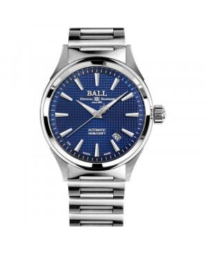 Szwajcarski, klasyczny zegarek męski BALL Fireman Victory NM2098C-S5J-BE (NM2098CS5JBE)