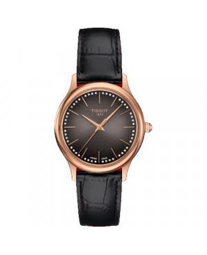 Szwajcarski, elegancki zegarek damski  TISSOT Excellence T926.210.76.291.00 (T9262107629100)