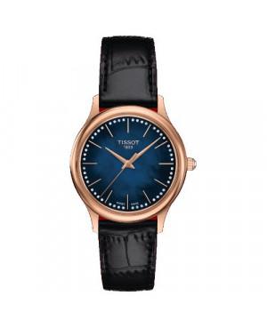 Szwajcarski, elegancki zegarek damski  TISSOT Excellence T926.210.76.131.00 (T9262107613100)
